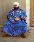 The Emir of Bukhara